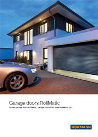 Hormann Rollmatic Garage Doors